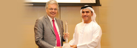 RTA recognised by Belgian Government for adopting sustainable lighting solutions