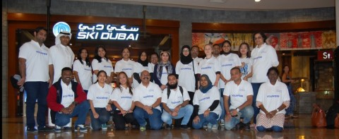 Bahri & Mazroei Group conducts  a day of fun for special needs children