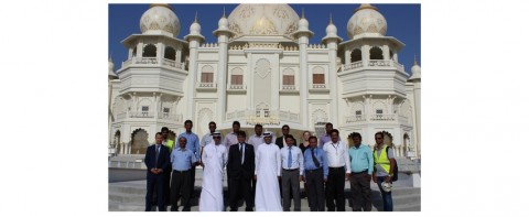 Bollywood Parks Dubai equipped with industrial and life safety solutions by BMTS